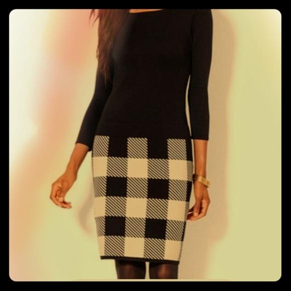 Ralph Lauren Dresses & Skirts - Ralph Lauren black and cream dress